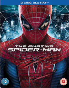 The Amazing Spider-Man (Includes UltraViolet Copy)