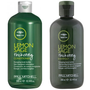 Paul Mitchell Teebaumöl Haarpflege Tea Tree Lemon Sage Duo- Shampoo & Conditioner