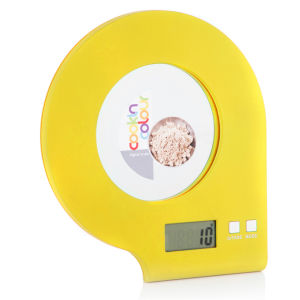 Cook In Colour 5kg Digital Glass Kitchen Scales - Yellow