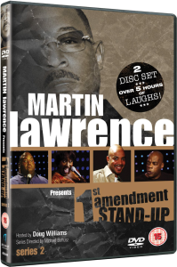 Martin Lawrences 1st Ammendment Series 2