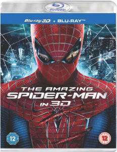 The Amazing Spider-Man 3D (Avec Version UV)