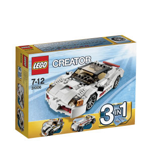 LEGO Creator: Highway Speedster (31006)