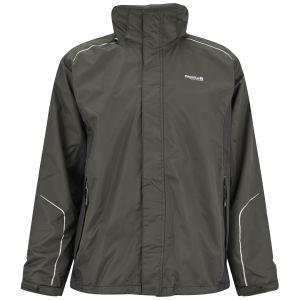 Regatta Men's Sangson Waterproof ISOTEX 5000 Jacket - Hawthorn/Ash