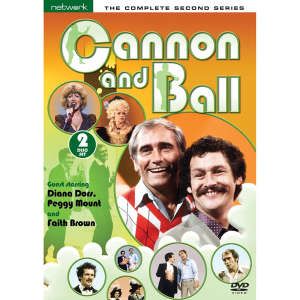 Cannon and Ball - Seizoen 2 - Compleet