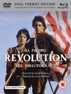 Revolution [Blu-Ray and DVD]