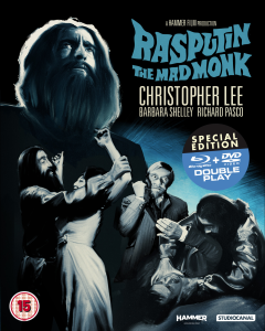 Rasputin: Mad Monk - Double Play (Blu-Ray en DVD)