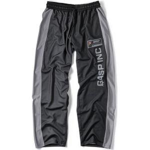 GASP No1 Mesh Pants - Black/Grey