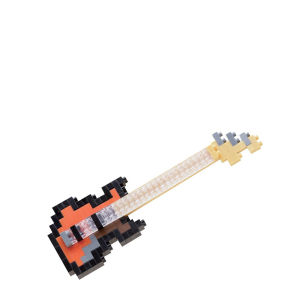 Nanoblock Electric Bass
