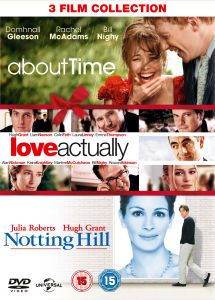 Richard Curtis Triple: About Time / Love Actually / Notting Hill