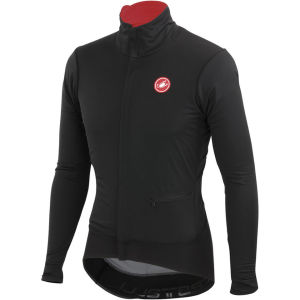 Castelli Alpha Jacket - Black