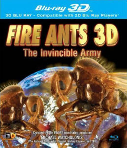 Fire Ants: Invincible Army 3D