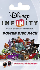 Pack de Power Discs Disney Infinity 2.0