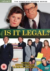 Is it Legal?: Seizoen 2 - Compleet