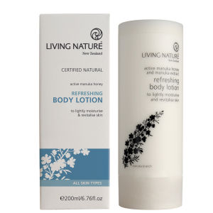 Living Nature Refreshing Body Lotion 200ml