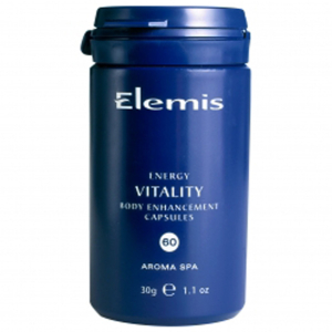 Elemis Energy Vitality Body Enhancement Capsules (60Caps): Image 1