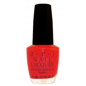 OPI Nail Varnish - On Collins Ave. (15ml)
