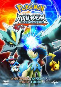 Pokemon: Kyurem Vs. Sword of Justice (Bevat Beperkte Editie Cards)