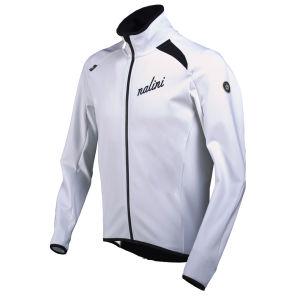 Nalini Pro Gara Mezzana Windproof Jacket - White