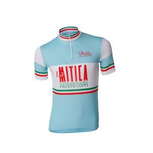 Pella La Mitica Short Sleeve Jersey - Blue