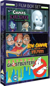 Casper Scare School / Alvin & Chipmunks meet Wolfman / Extreme Ghostbusters Vol 1