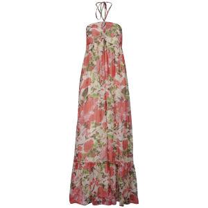 VILA Women's Jasmina Long Dress - Colour 1