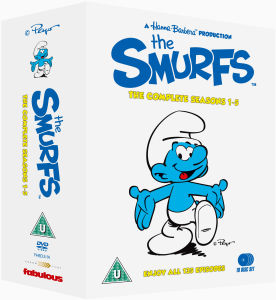 The Smurfs - Seasons 1-5
