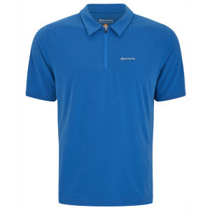 Sprayway Men's Dri-Release Source Polo Shirt - Atlantic Blue