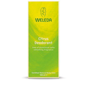 Citrus Deodorant de Weleda Women (100 ml)