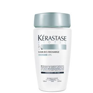 Kérastase Biotic Bain Bio-Recharge Shampoo - Dry Hair (250ml)