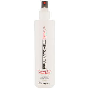 Paul Mitchell FIRM STYLE FREEZE AND SHINE SUPER SPRAY (Glanzspray) 250ml