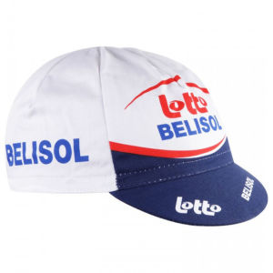 Lotto Belisol Team Podium / Baseball Cap - 2013