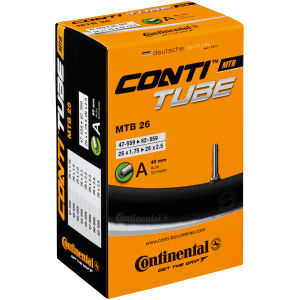 Continental MTB Inner Tube - 60mm Valve