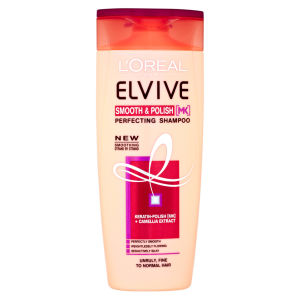 L'Oreal Paris Elvive Smooth & Polish Shampoo (250ml)