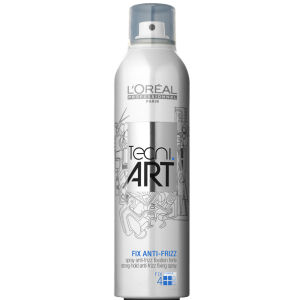 Fix Anti-Frizz Spray Tecni ART de L'Oréal Professionnel (250 ml)