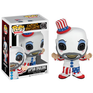 House of 1000 Corpses Captain Spaulding Funko Pop! Vinyl