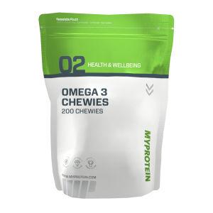 Omega 3 purutabletit