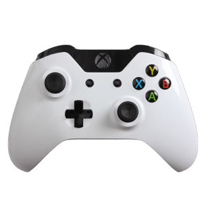 Xbox One Wireless Custom Controller - Gloss White