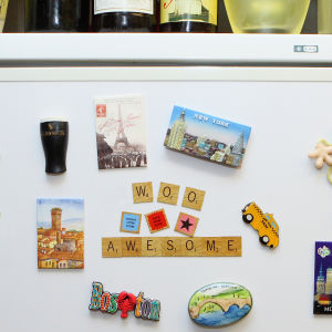 Aimants pour Frigo Scrabble