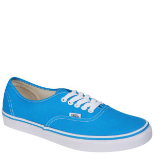 Vans Authentic Canvas Trainers - Methyl Blue/True White
