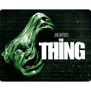 The Thing - Universal 100th Anniversary Steelbook Edition