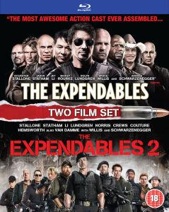 The Expendables 1 en 2