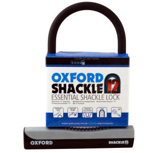 Oxford Shackle 12 U-Lock - 245mm