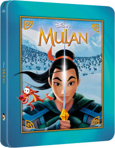 Mulan - Zavvi Exclusive Limited Edition Steelbook (The Disney Collection #19)
