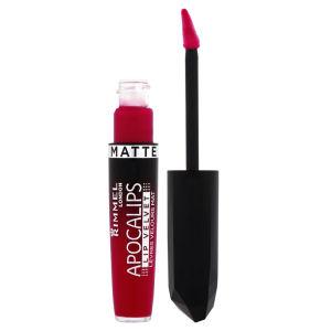 Rimmel Apocalips Matte Lipstick (Various Shades)