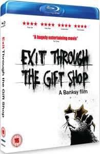 Exit Through The Gift Shop: A Banksy Film