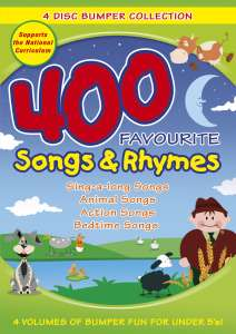 400 Favourite Songs and Rhymes Bumper Collection