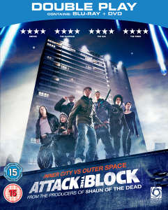 Attack the Block (Includes Blu-Ray and DVD Copy)