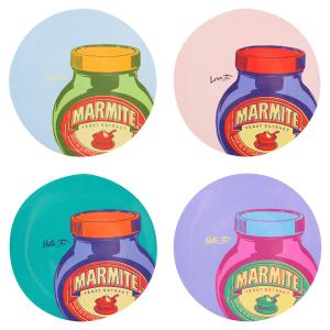 Marmite Melamine Plate Sets