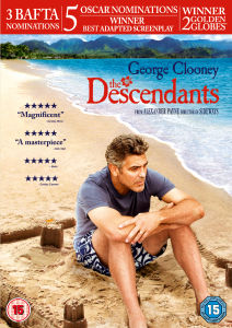 The Descendants (DVD en Digital Copy)