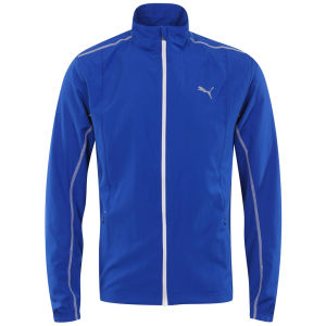 Puma Men's Drycell Warm Up Jacket - Blue